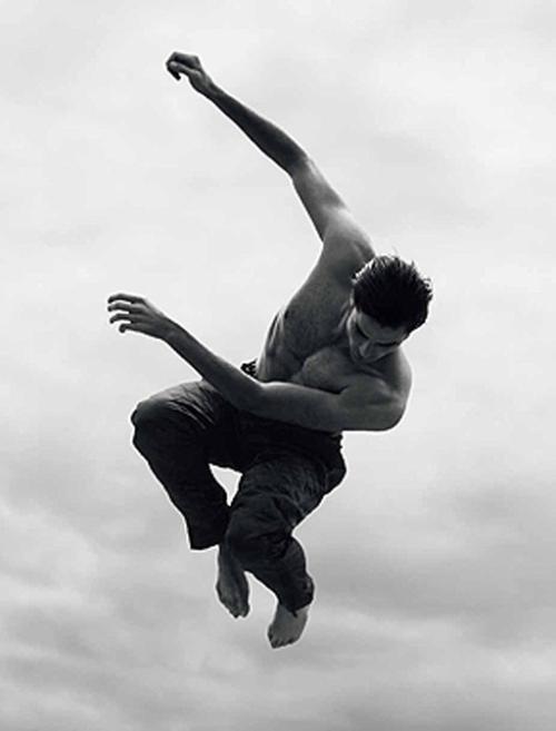 Fallingdown on Ballet Steps