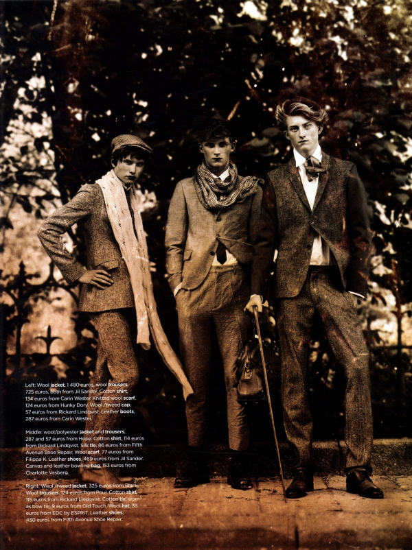 DV Man | Good Old Days by Carl Bengtsson