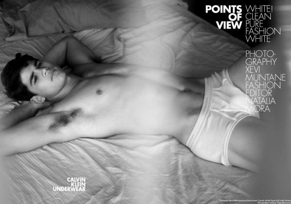 Points of View | Ryan Bertroche by Xevi Muntané
