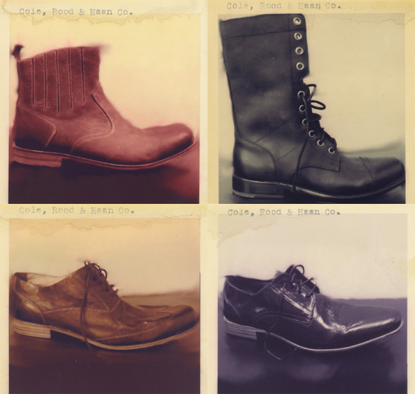Shoe Time | Cole, Rood & Haan Co.
