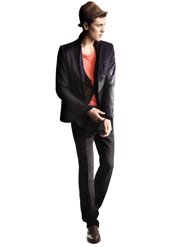 Spring 2010 | Complete Look--Tyler Riggs for H&M