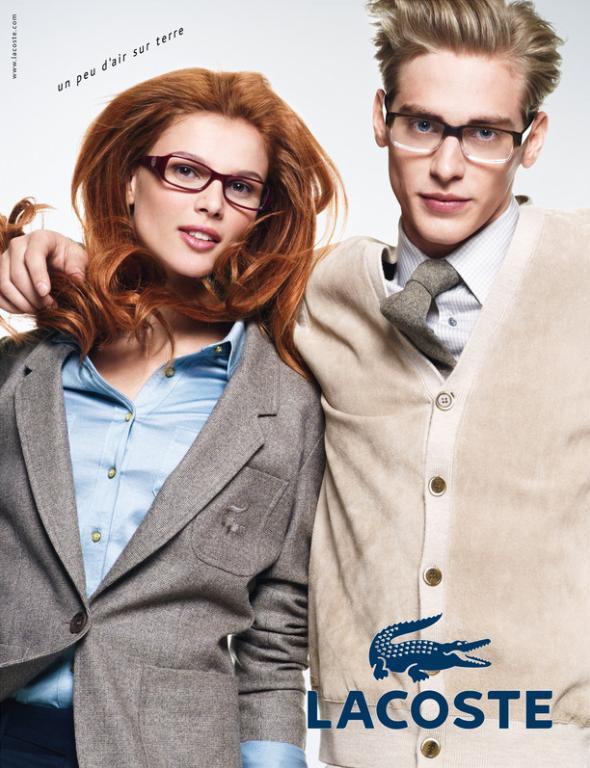 6493d56a3e48 Lacoste Eyewear Campaign