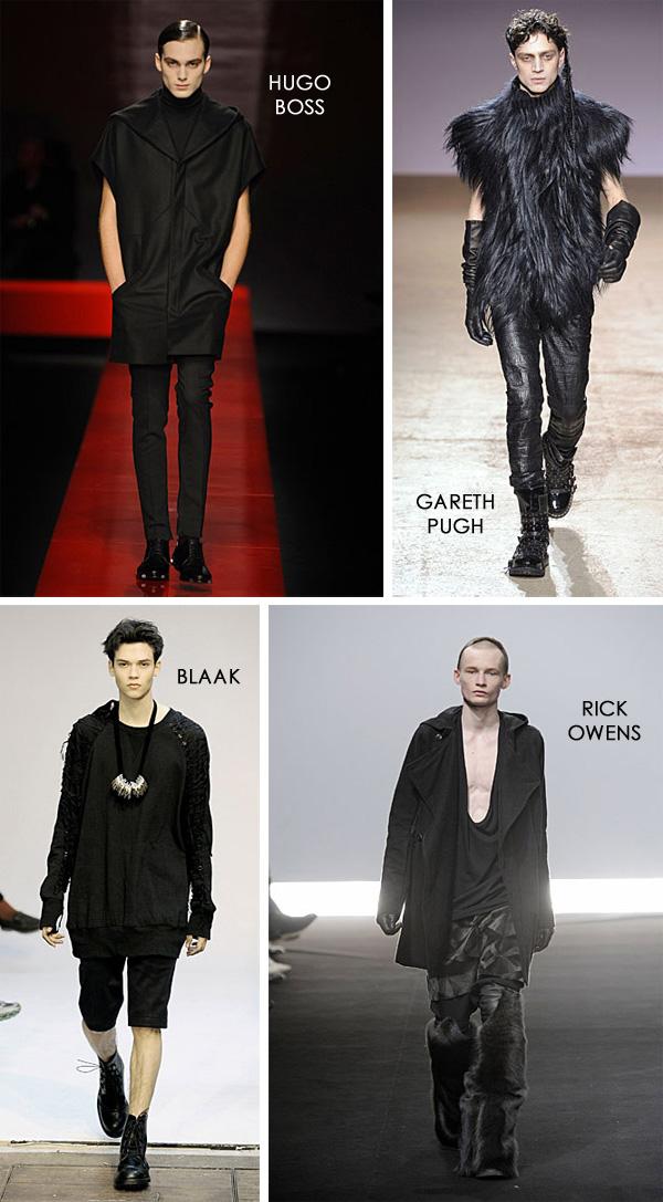 Year in Review | Milan & Paris Debut a Black Fall