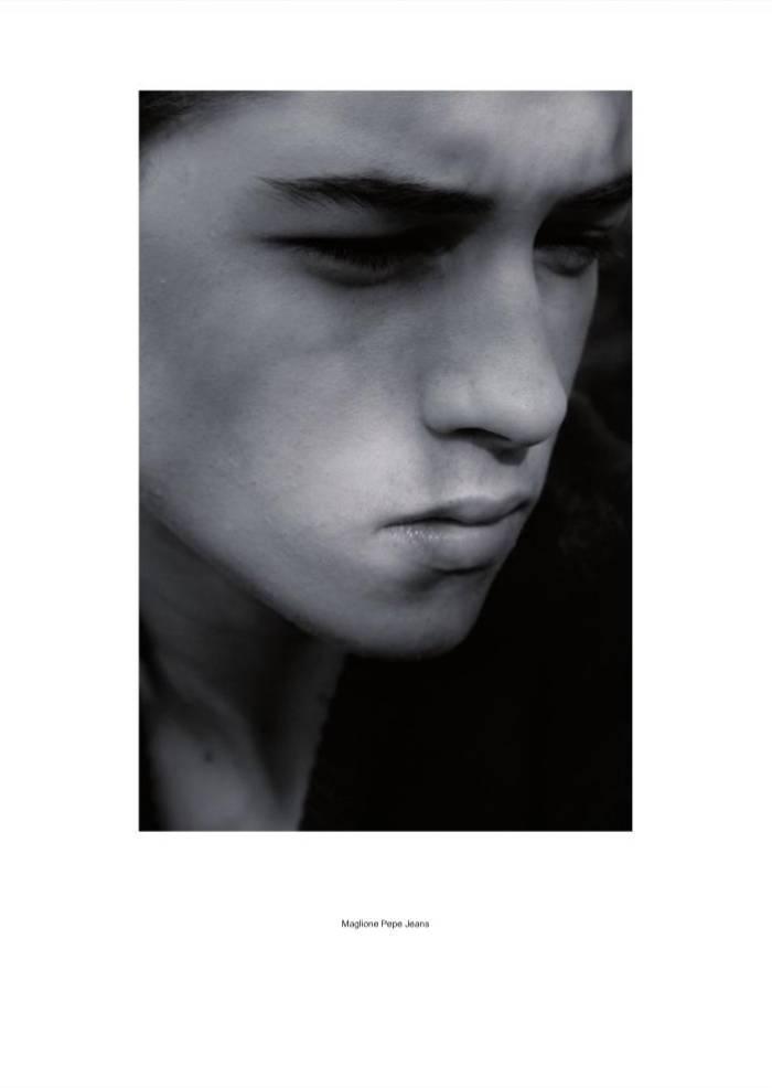 Another Piece of Teenage Wild Life   Francisco Lachowski by Emmanuele Montalbano