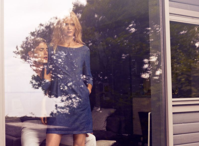 Spring 2010 Campaign | Mathias Lauridsen for Bruuns Bazaar by Henrik Bülow