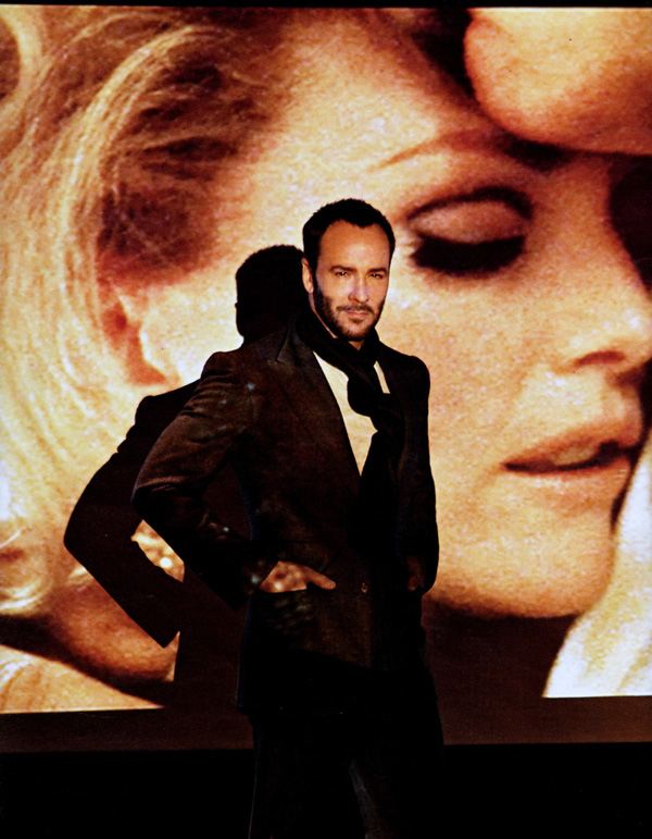 Quotable | Tom Ford in Interview by Sølve Sundsbø