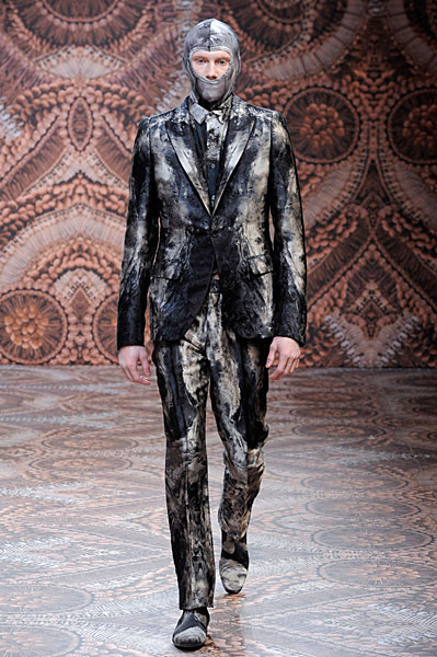 Milan Fashion Week | Alexander McQueen Fall '10