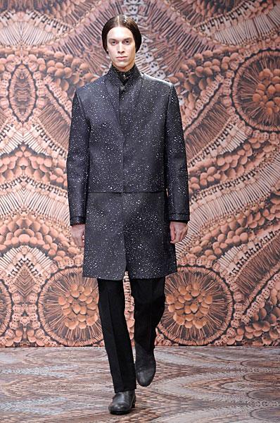 Milan Fashion Week   Alexander McQueen Fall '10