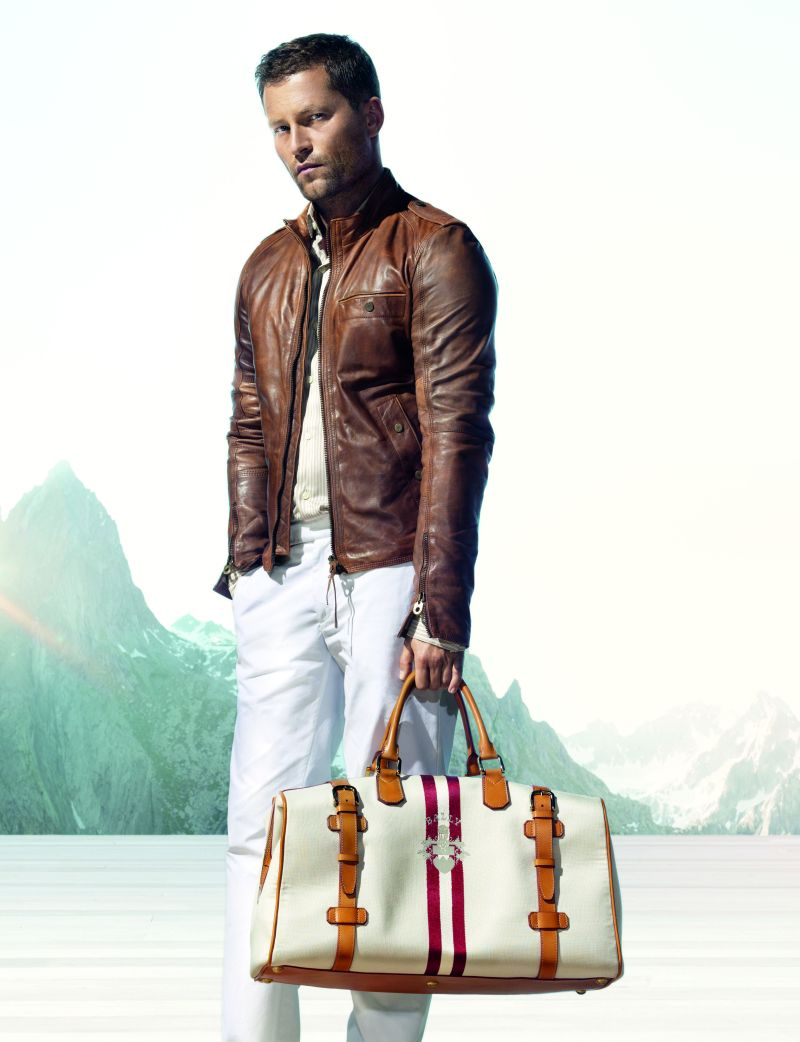 Spring 2010 Campaign Preview | Til Schweiger by Raymond Maier for Bally