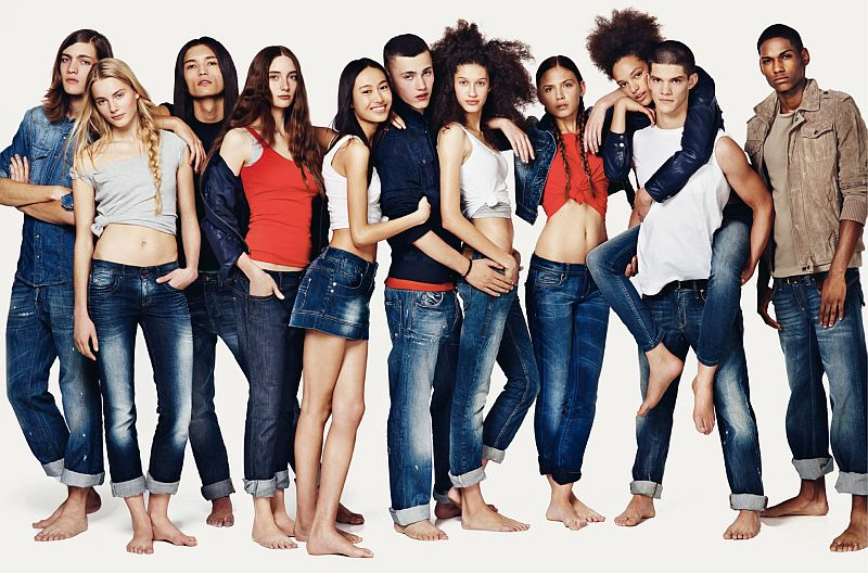 Spring/Summer 2010 Campaign | United Colors of Benetton by Josh Olins