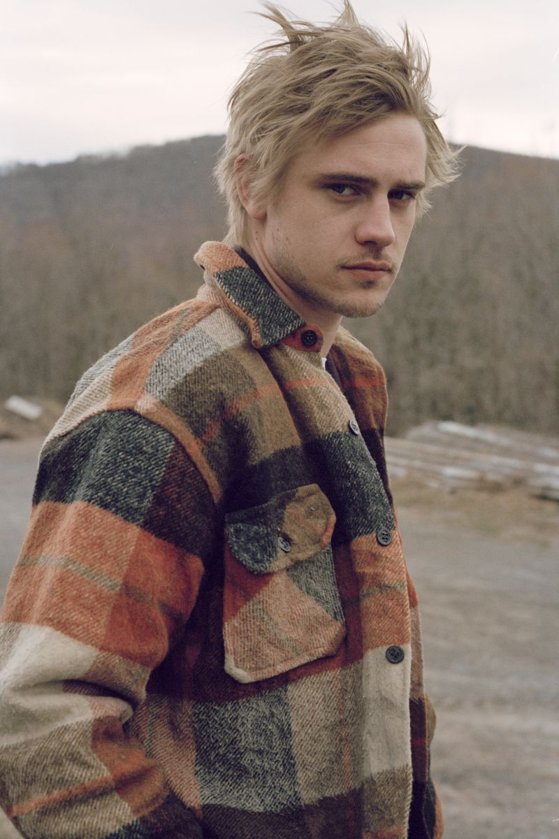 Urban Outfitters Boyd Holbrook By Clarke Tolton The