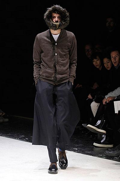 Paris Fashion Week | Comme des Garçons Fall 2010