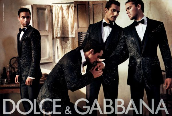 Spring 2010 Campaign Preview | Dolce & Gabbana