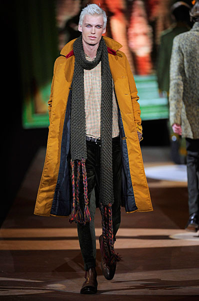 Milan Fashion Week | Etro Fall 2010
