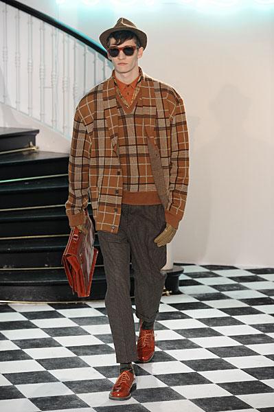 Paris Fashion Week | Kenzo Fall 2010
