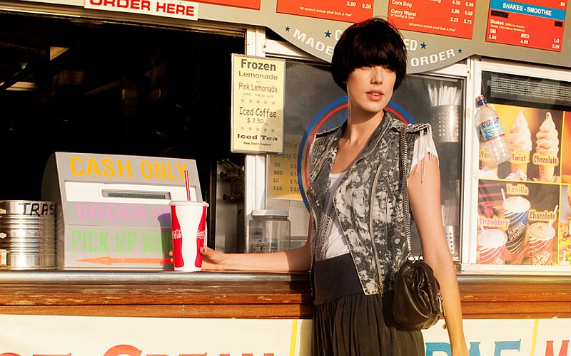 Me & City Spring 2010 Campaign | Orlando Bloom & Agyness Deyn by Terry Richardson