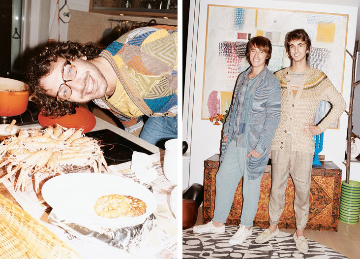 Missoni Spring 2010 Campaign | The Missoni Family by Juergen Teller