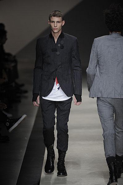 Milan Fashion Week   Neil Barrett Fall 2010