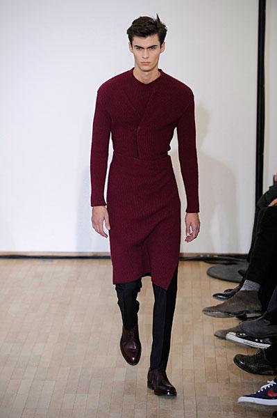 Paris Fashion Week | Raf Simons Fall 2010