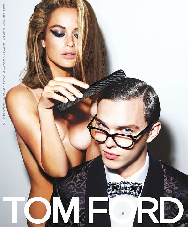 Tom Ford Spring/Summer 2010 Campaign Preview | Nicholas Hoult by Tom Ford