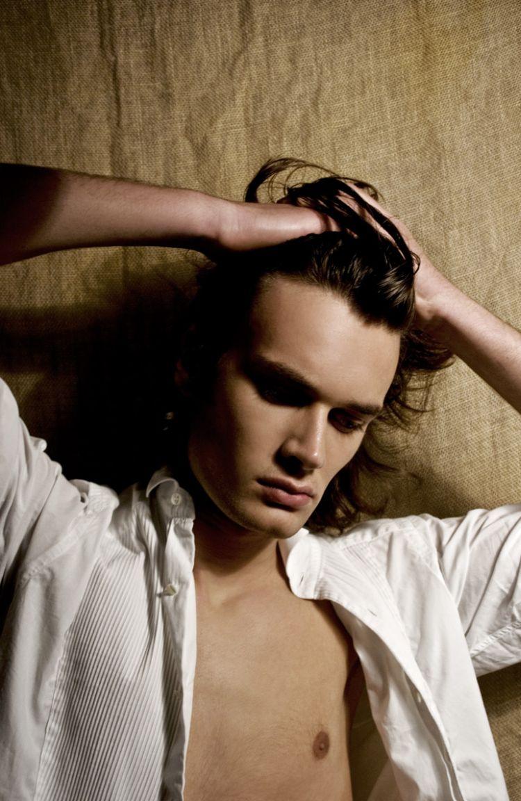 Portraits | Tony Jones Models by Dale Grant | The Fashionisto  Robbie Jones Model