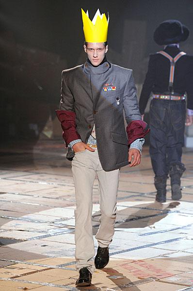 Milan Fashion Week | Vivienne Westwood Fall 2010