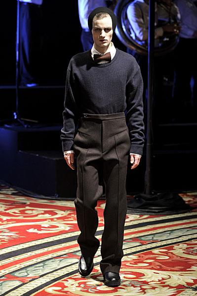 Paris Fashion Week | Wooyoungmi Fall 2010