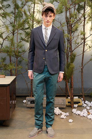 New York Fashion Week | Band of Outsiders