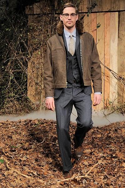 New York Fashion Week | Billy Reid Fall 2010
