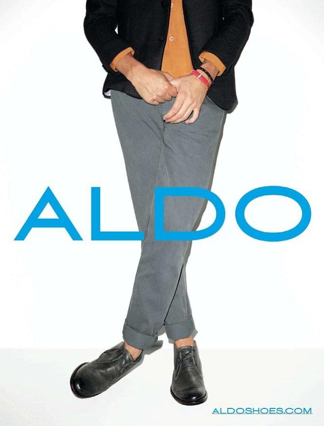 Aldo Spring 2010 Campaign | Boyd Holbrook