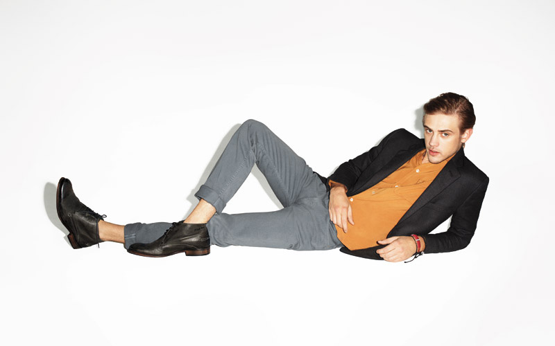 Aldo Spring/Summer 2010 Campaign | Boyd Holbrook by Terry Richardson