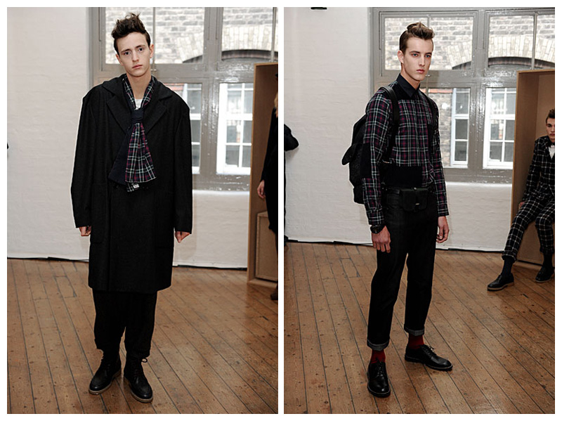 London Fashion Week | b Store Fall 2010