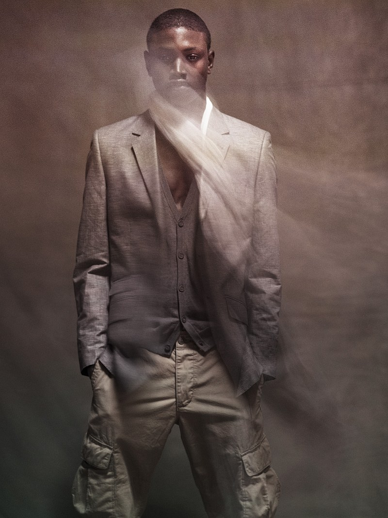 H&M Magazine | Around the World--Dominique Hollington by Andreas Sjödin