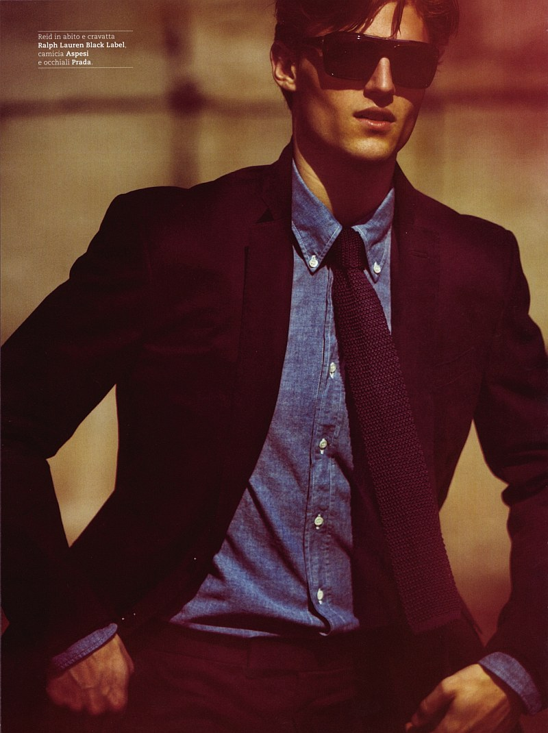 51°30''28''N 00°07'41''W | Jonatan Frenk & Reid Prebenda by Guy Aroch for GQ Italy