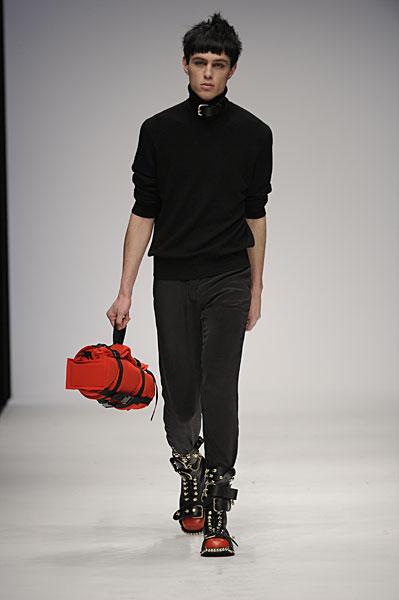 London Fashion Week   J.W. Anderson Fall 2010