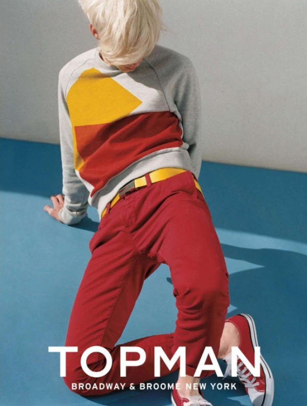 Topman Spring 2010 Campaign | Max Krieger