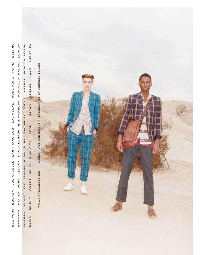 Marc by Marc Jacobs S/S '10 Campaign   Briane Hatcher & Lyle Lodwick by Juergen Teller
