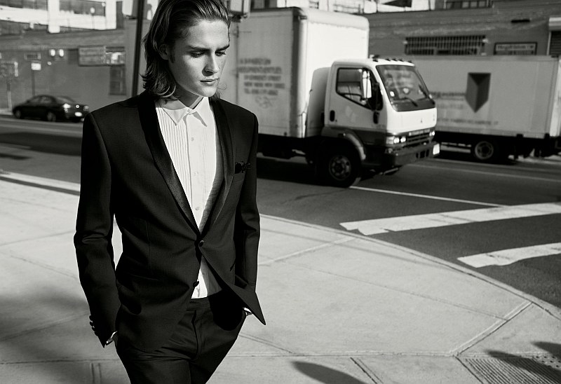 Sandro Spring/Summer 2010 Campaign   Jacques Naude by Inez & Vinoodh