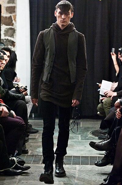 New York Fashion Week | Odyn Vovk Fall 2010