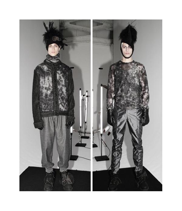 New York Fashion Week | PetrouMan Fall 2010