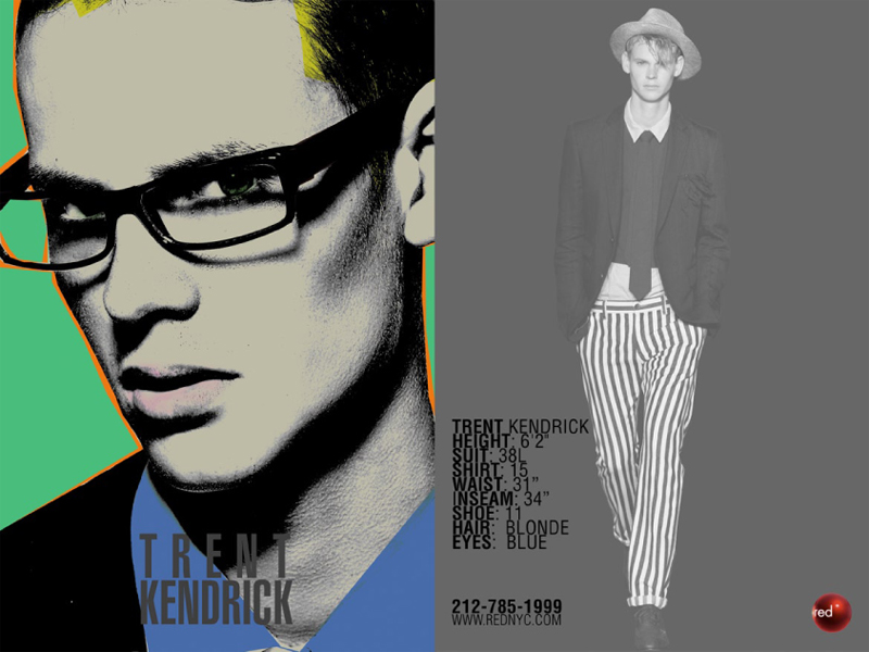 New York Fashion Week | Red Model Management Fall 2010 Show Package