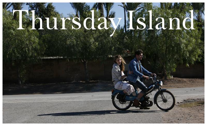 Thursday Island S/S '10 Campaign | Sean O'Pry