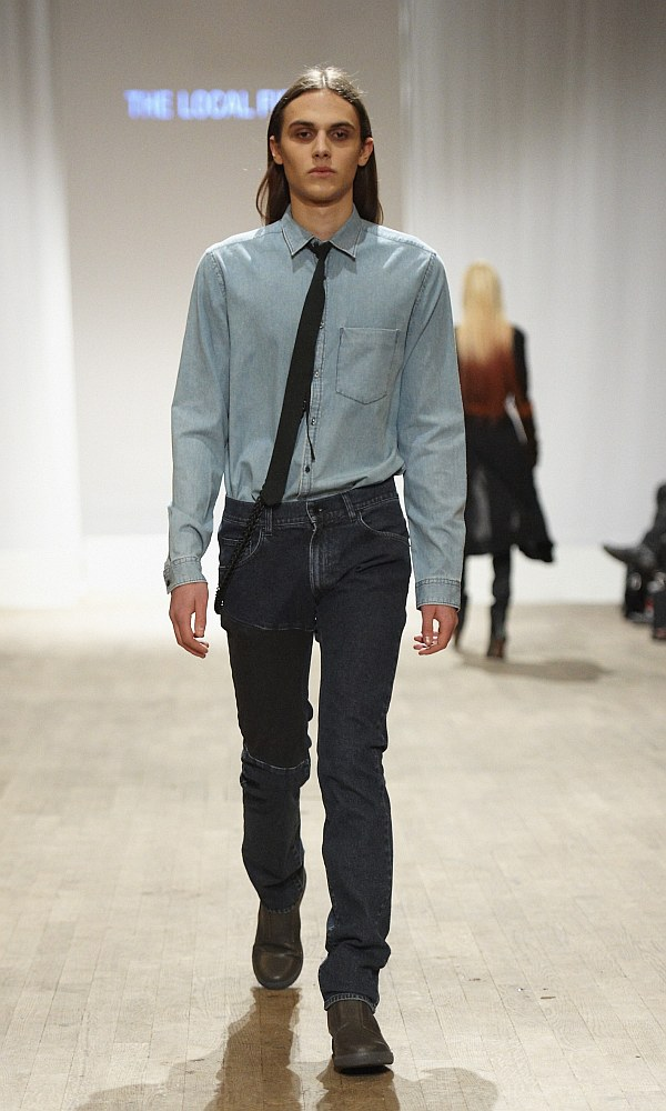 Fashion Week by Berns | The Local Firm Fall 2010