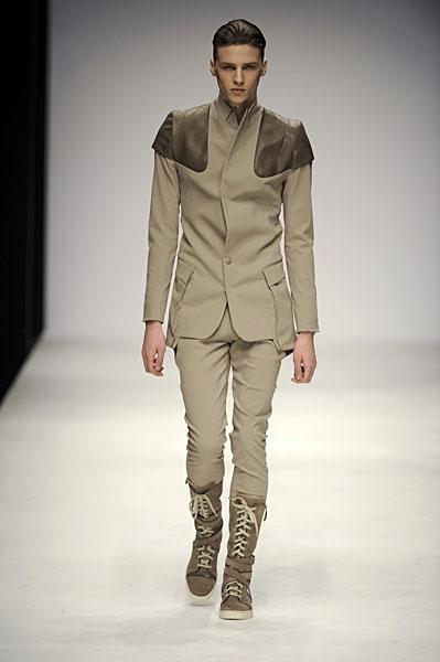 London Fashion Week | Todd Lynn Fall 2010