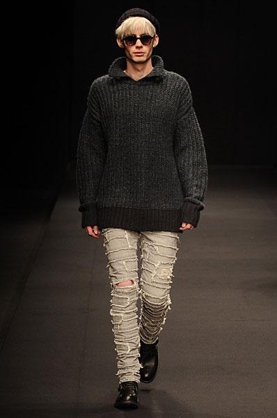 London Fashion Week | Topman Design Fall 2010