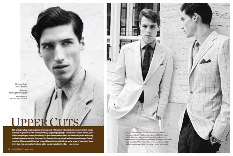 Upper Cuts | Adrian Wlodarski, Guy Robinson & Ryan Kennedy by David Roemer