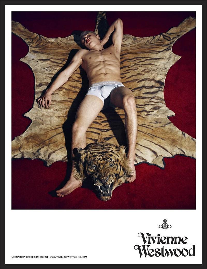 Spring 2010 Campaign | Vivienne Westwood Underwear & Accessories by Sean & Seng