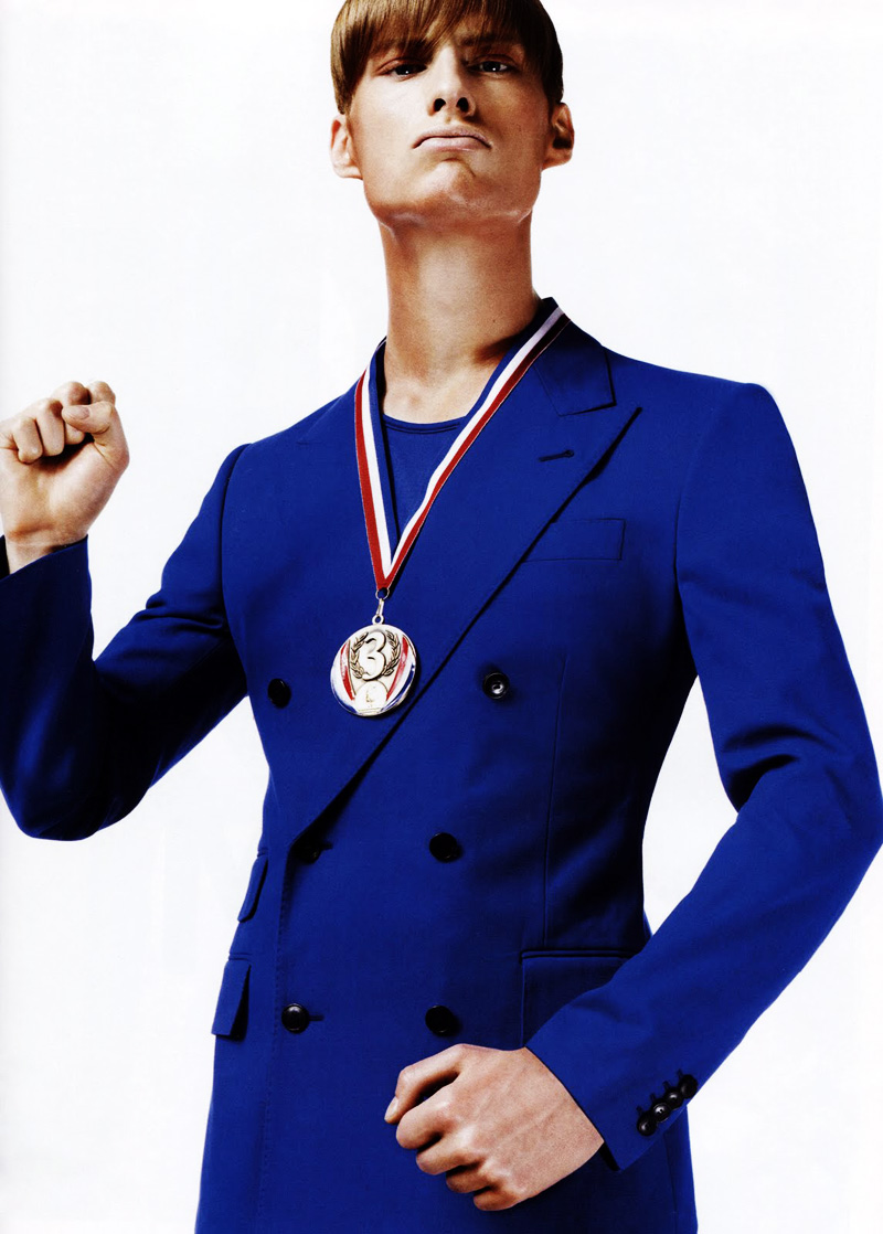 GQ Style Germany   The Winner by Giampaolo Sgura