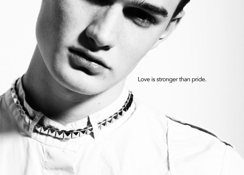 Evan Santoro by Jason Mickle in Stronger Than Pride