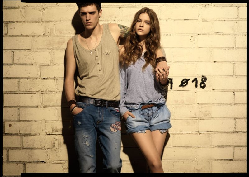 Josh Beech by Xevi Muntané for Pull & Bear The Last Shopping Campaign